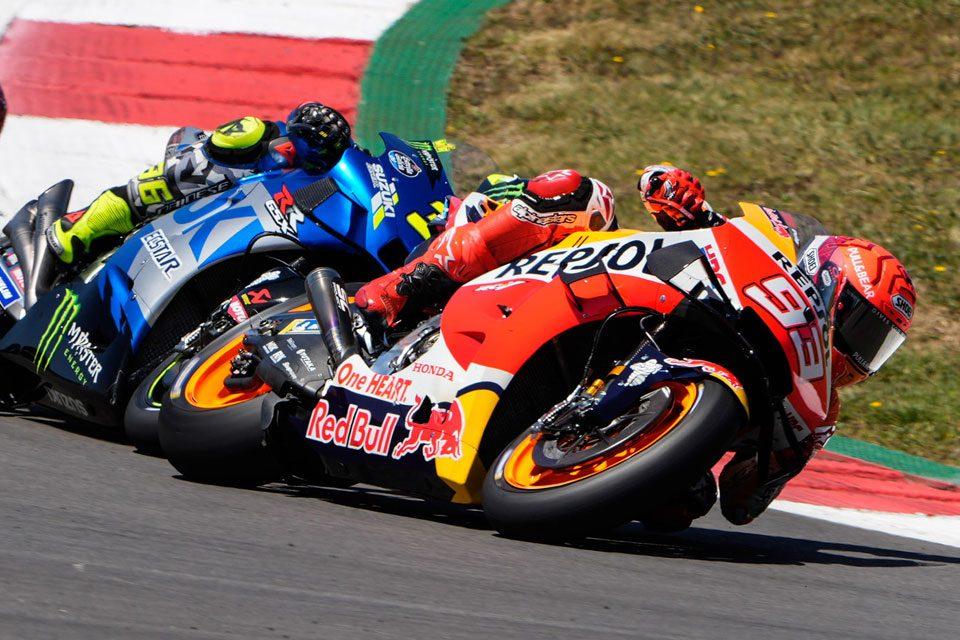 Marc Marques volta às corridas da MotoGP depois de 9 meses