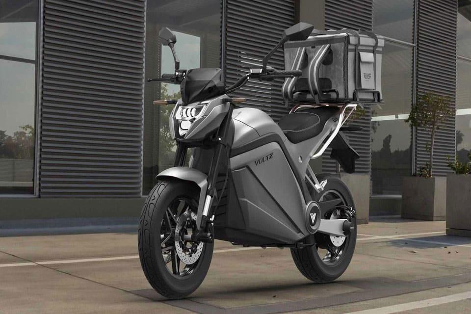 EVS Work - moto elétrica destinada para empresas e trabalhadores de delivery