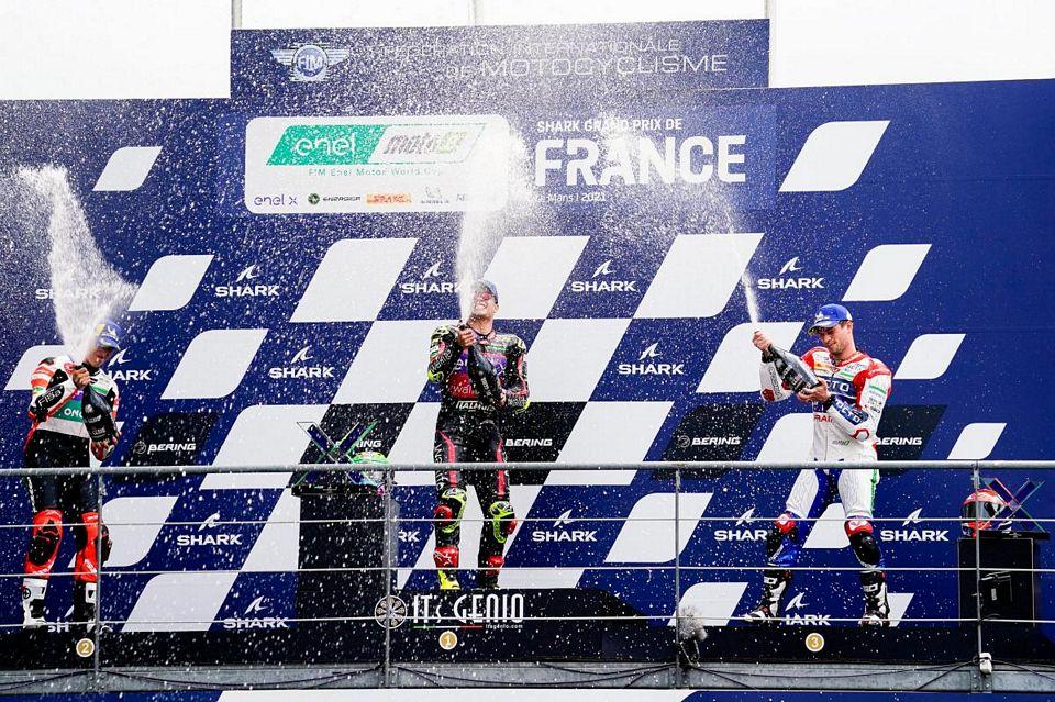 Eric Granado vence o GP da França em Le Mans