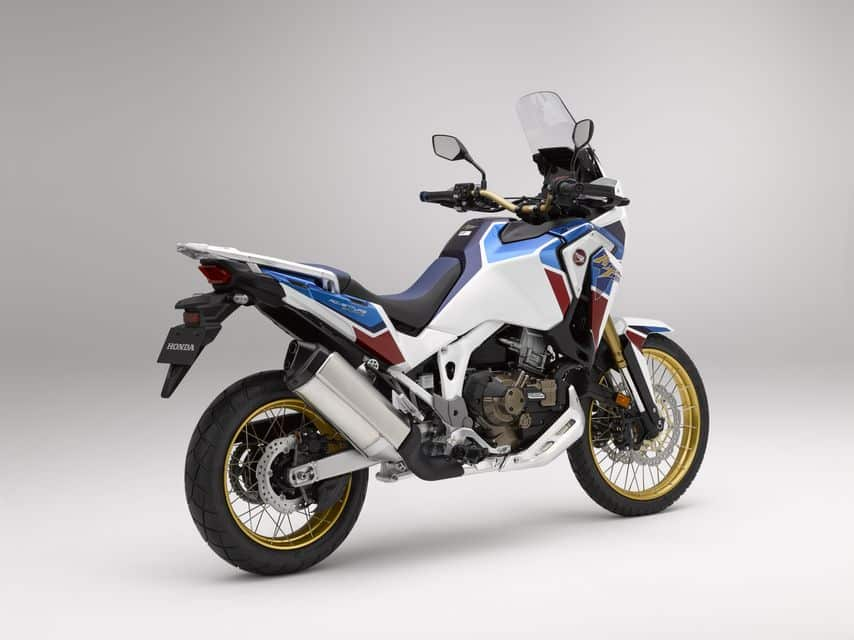 Honda apresenta a nova Africa Twin 2021
