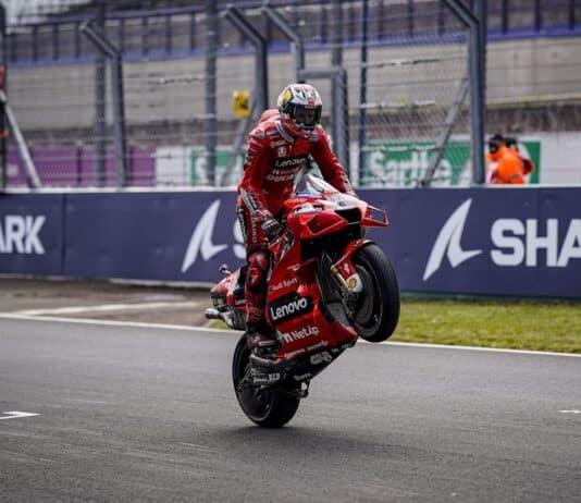 MotoGP: Jack Miller vence a segunda consecutiva