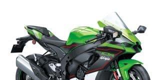 Nova Kawasaki ZX-10R 2022: visual baseado no Mundial de SuperBike