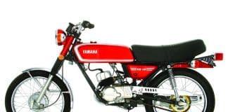 Yamaha RD 50: a primeira moto brasileira fabricada em 1974
